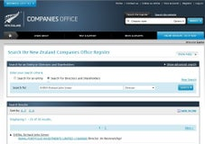 New Companies Office Site: When is a director not a director?